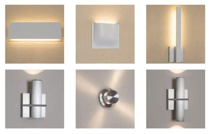 Wall Sconces From The Beginning Aamsco Lighting