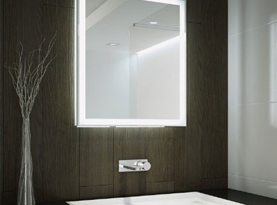 Backlit Mirror Led Illuminated Mirrors Aamsco