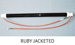 Ruby-Jacketed