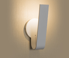 W3A0118WH Architectura LED Wall Sconce