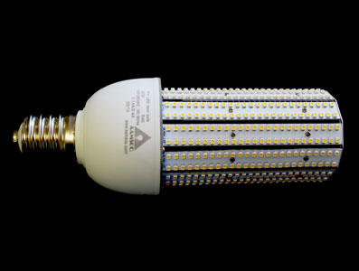 Corncob Light Bulbs