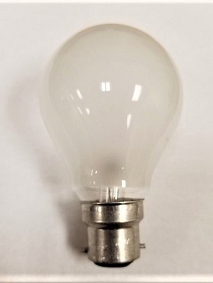 A25B22-120FR European Incandescent Lamp