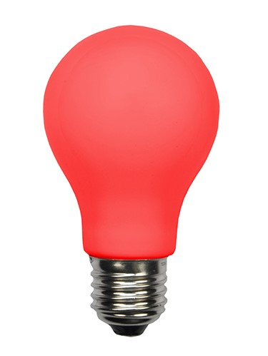 100AR Incandescent Lamp Red