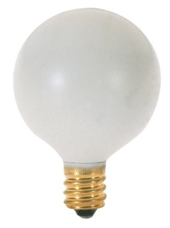 10G12WH Incandescent Lamp