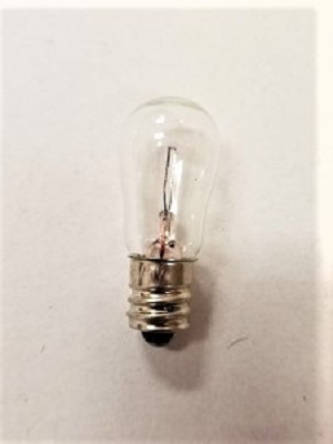 6S6-155V Miniature Incandescent Lamp 155V
