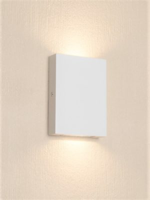 W3A0105WH Architectura LED Wall Sconce