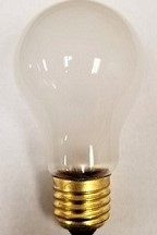 A25E27-120FR European Incandescent Lamp