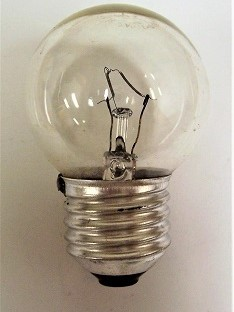 B60E27-220CL Incandescent Ball Lamp European 60W