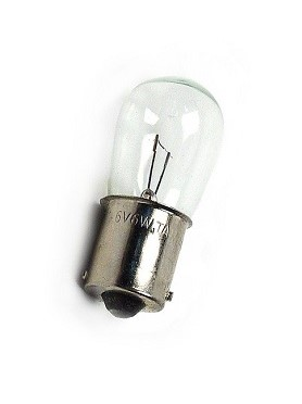 6S6SC-155V Miniature Incandescent Lamp